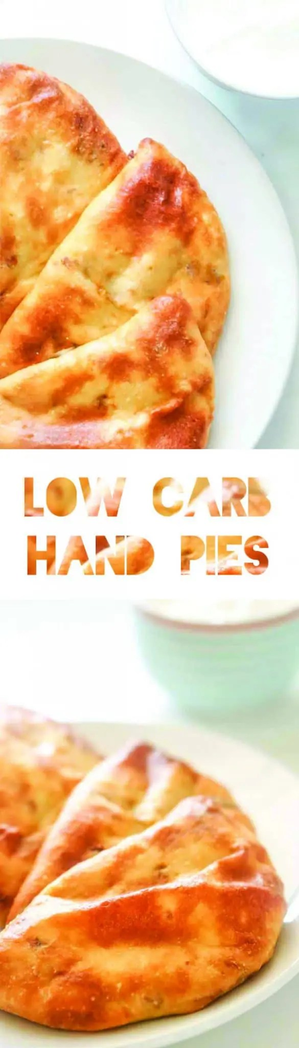 Low Carb Hand Pies Recipes | Keto Recipes | Fathead Pizza | Atkins