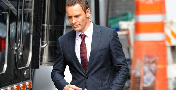 Michael Fassbender es el actor es