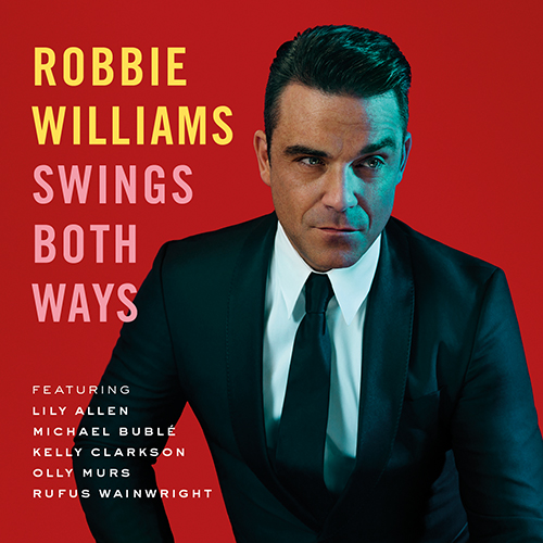 "El ex miembro de Take That lanza al mercado ""Swings Both Ways"" (Universal)"