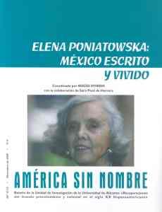 Poniatowska es la cuarta mujer en ganar el Cervantes, tras María Zambrano (1988), Dulce María Loynaz (1992) y Ana María Matute (2010)