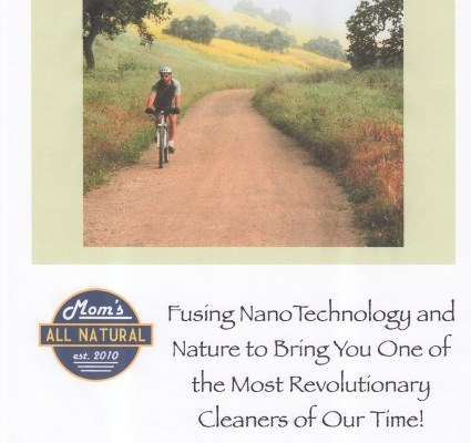 Moms All Natural Flyer / www.kevinkatzenberg.com