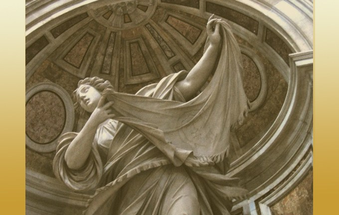 Veil_statue