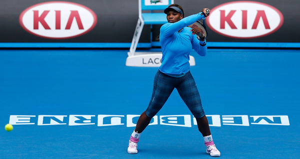 Serena Williams (Darrian Traynor)