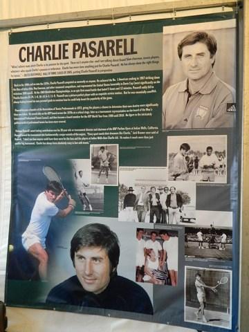 Charlie Pasarell Celebration