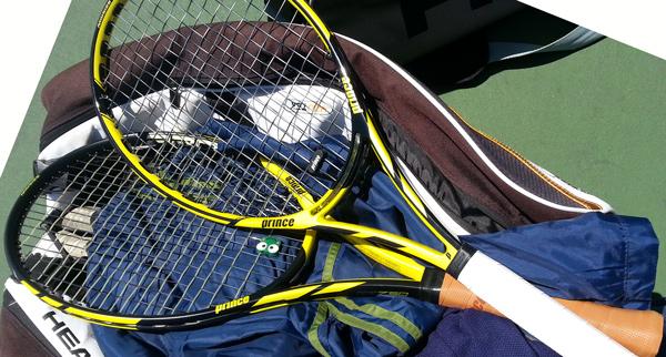 Prince Tour Pro 98 and Tour 98 ESP racquets