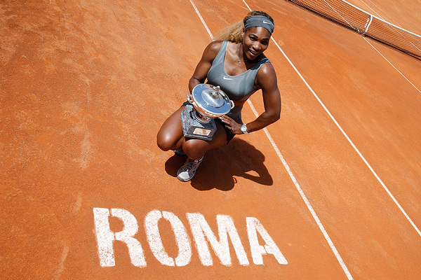 Serena Williams (photo G. Sposito)