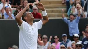 Nick Kyrgios (from his Twitter)