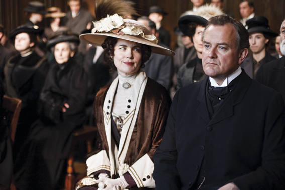 Downton Abbey special planned for Christmas 2011