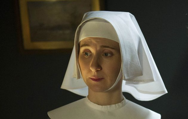 Bryony Hannah plays Sister Mary Cynthia in Call the Midwife