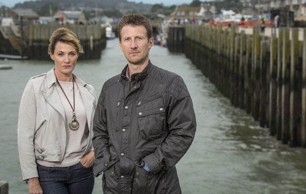 Broadchurch Cath and Jim Atwood