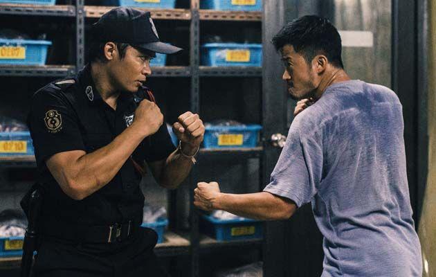 Kill Zone 2 Tony Jaa Jing Wu