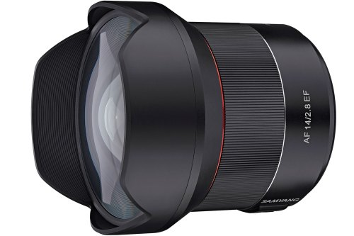 Medium Of Canon Full Frame Lenses