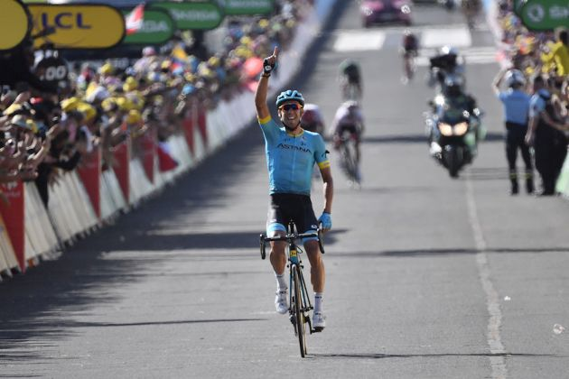 Omar Fraile takes breakaway victory on Tour de France stage 14 as     Omar Fraile takes breakaway victory on Tour de France stage 14 as Geraint  Thomas holds on to yellow