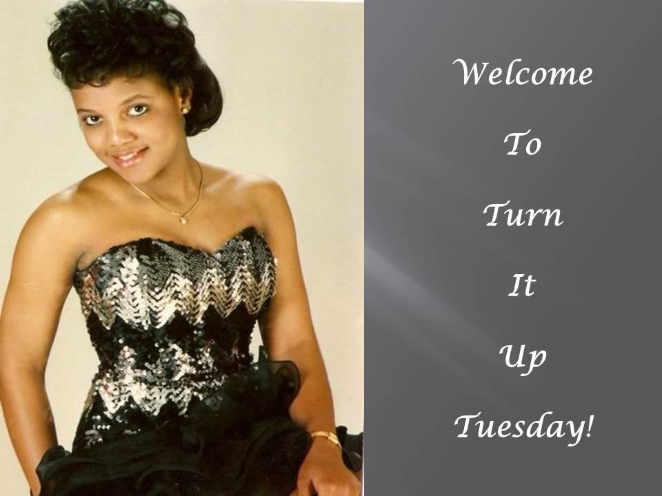 Turn It Up Tuesday Graphic II