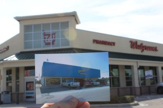 In 1999, Gary's Pub was a booming concern with a happenin' Friday and Saturday night crowd at the bar and the pool tables. Now, Marathon's second Walgreens drug store is located at the corner at the corner of U.S. 1 and 53rd Street.