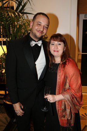Jeffrey and Clarissa Fluker