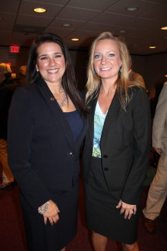 Florida Senator Anitere Flores and State Representative Holly Raschein represent the Keys on both sides of the state capital.