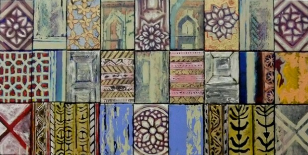 Jabreen Castle - Sarah White