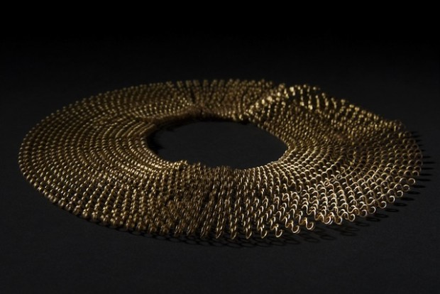 Necklace by Florie Salnot