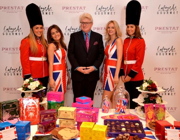 Prestat Chocolates Launch at Galleries Lafayette Dubai