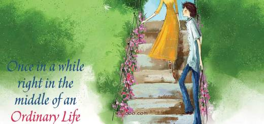 Love gives us a Fairy Tale