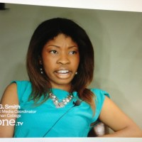 Kia Speaks Featured in TV One's Online College Guide