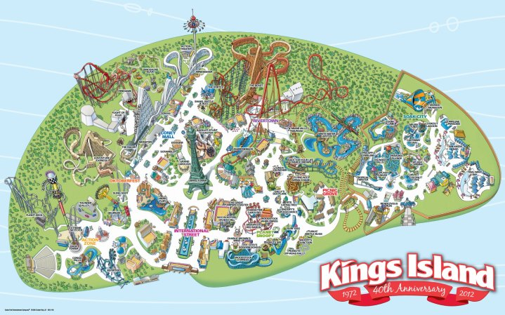 Kroger Discount Kings Island Tickets
