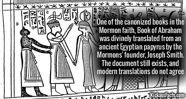 1012 Book of Abraham
