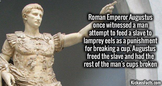 1018 Augustus Caesar
