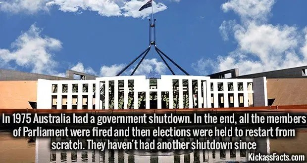 1147 Australian Parliament