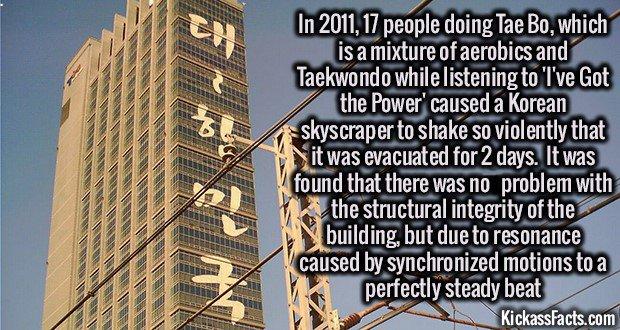 1305 TechnoMart Tower Tremor