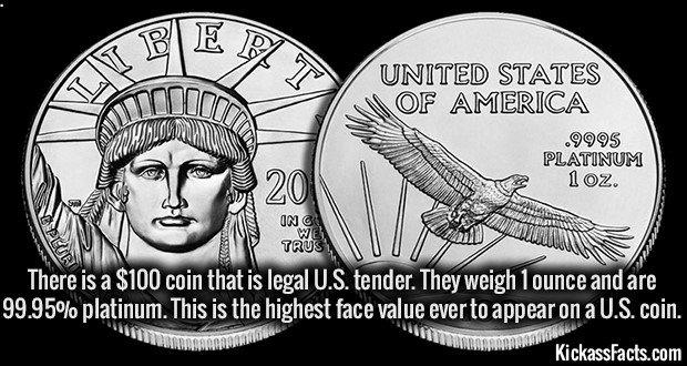 1440 $100 coin
