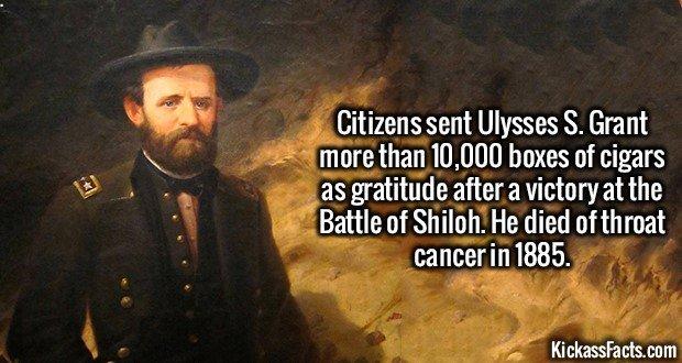 1728 Ulysses S. Grant