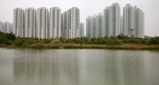 Tin Shui Wai New Town, Yuen Long District, Hong Kong-Most Densely Populated Places on Earth