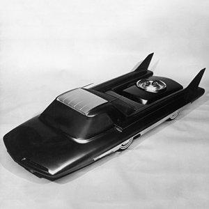 Ford nuclear car