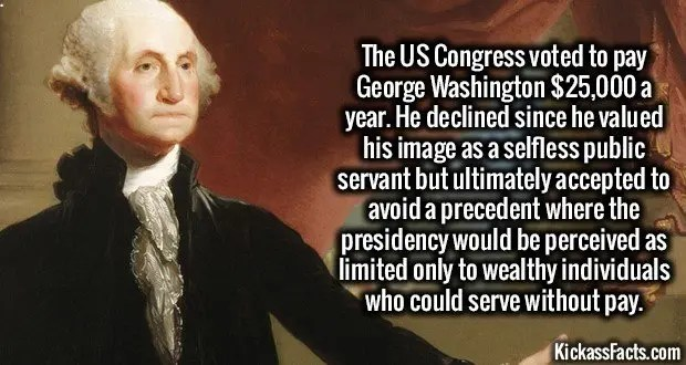 1801 George Washington