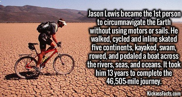 1807 Jason Lewis (adventurer)
