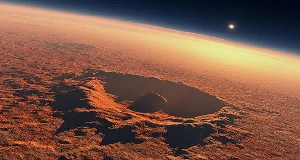 highest mountain in the solar system - photo #27