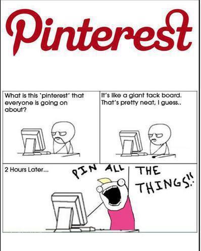 Pinterest – The new Facebook?