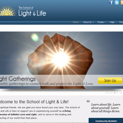 School of light and life
