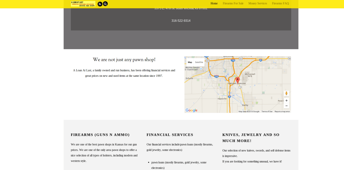 Website / Blog Setup