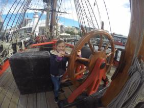 Australian National Maritime Museum : A Sunday Adventure in Sydney