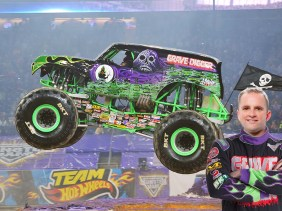 Meet Adam Anderson – The Crown Prince of Monster Jam + GIVEAWAY