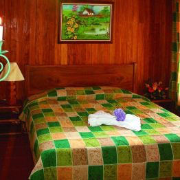 Bedroom, Cloud Forest Lodge