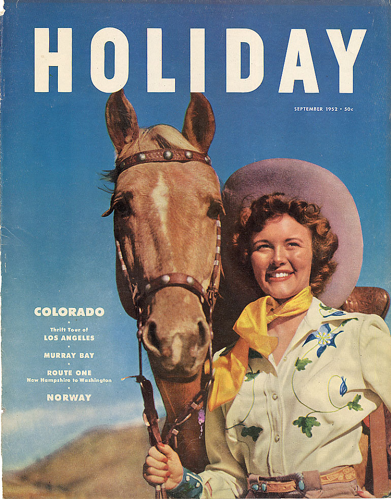 Holiday, September 1952