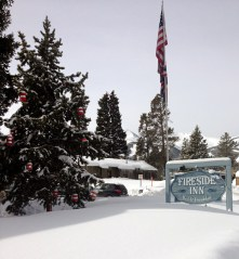 The Fireside Inn is a convenient and cost-effective base for Breckenridge skiing.