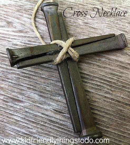 Coin Cross Craft