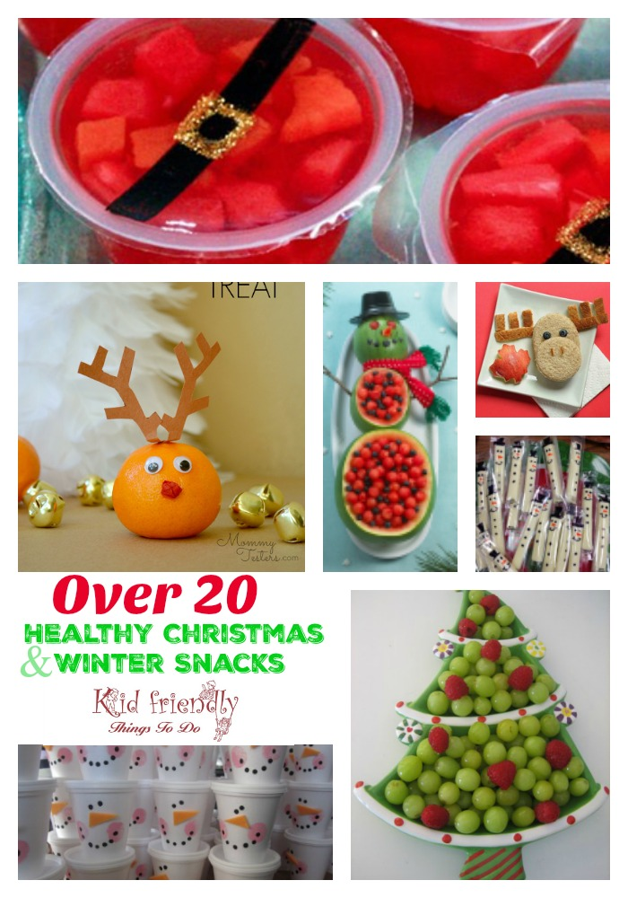 Classroom Birthday Ideas Non Food ~ Fruit more over non candy healthy kid s christmas