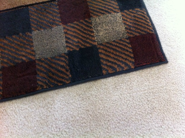 Repairing Your Rug 39 S Curling Edges A Diy Post Kid Friendly Things To Family Recipes