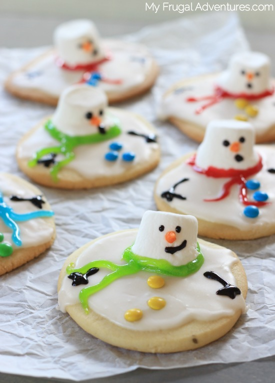 21 Simple, Fun and Yummy Christmas Cookies That You Can ...